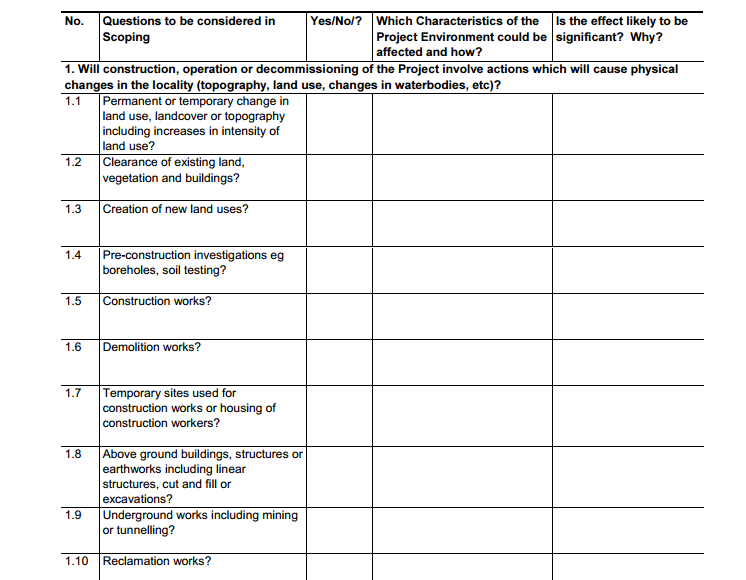 Env 420 ecology and wildlife risk evaluation