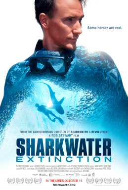 Sharkwater Extinction poster