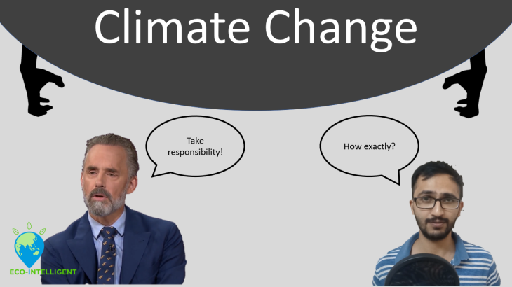 individual responsibility and climate action